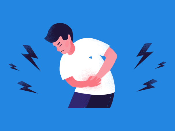How Anxiety Can Make You Gassy