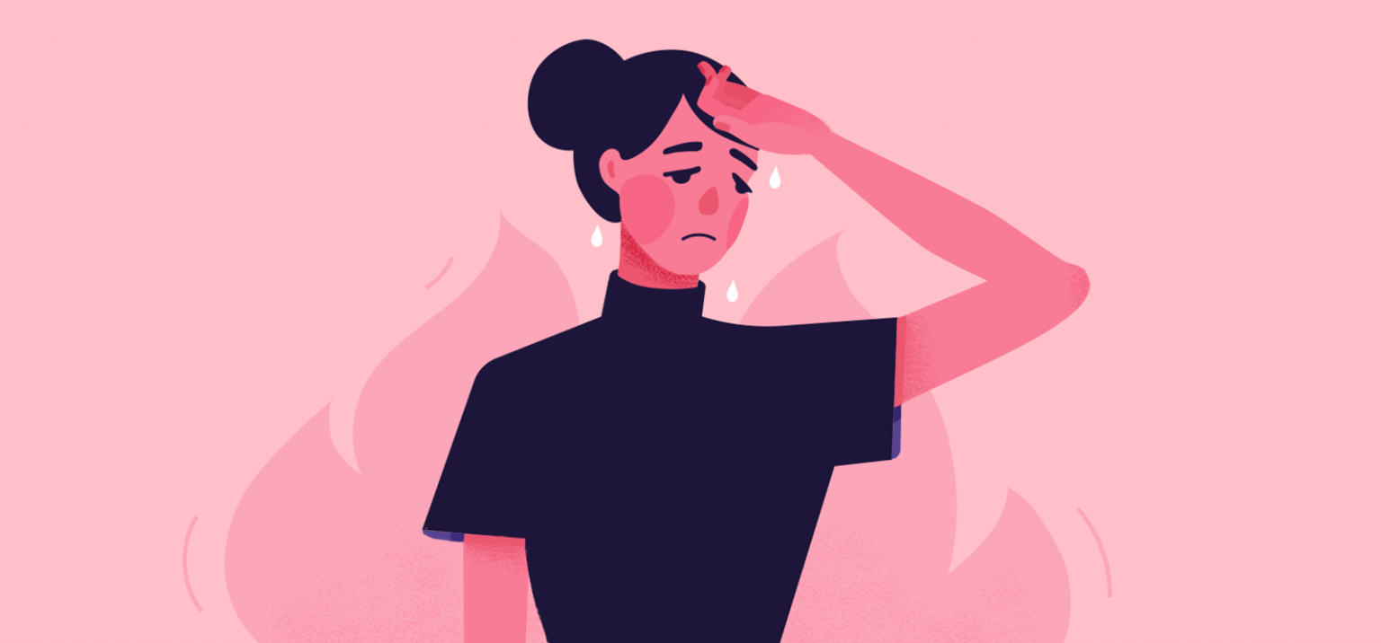 Anxiety That Provokes Burning Skin