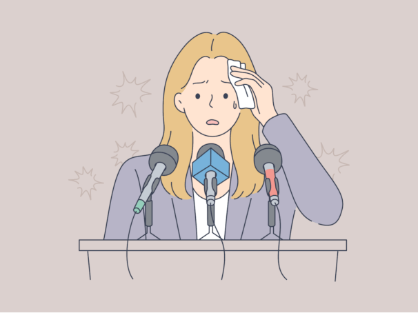 How to Manage Speaking Anxiety