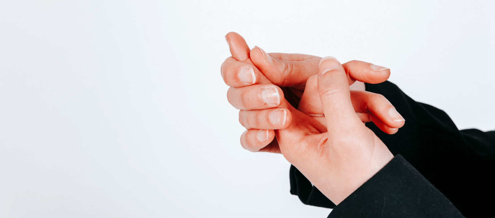 How Anxiety Causes Sensations in the Fingers
