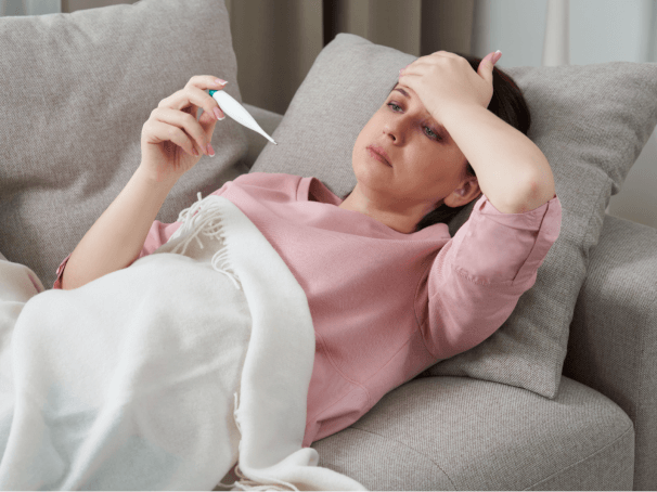 Can Anxiety Cause a Fever?