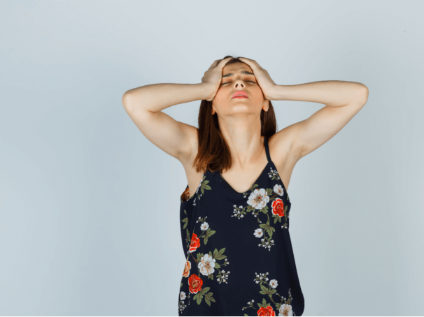 "Anxiety, Tension Headaches and ""Head Pressure"" Sensation"