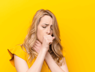 Stopping Anxiety and Cough