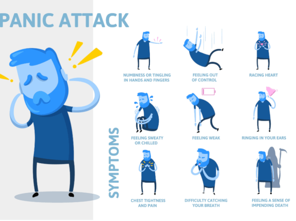 7 Tips for Panic Attack Prevention