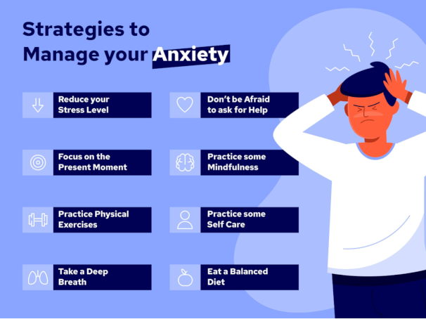 Self Help Techniques for Anxiety and Panic