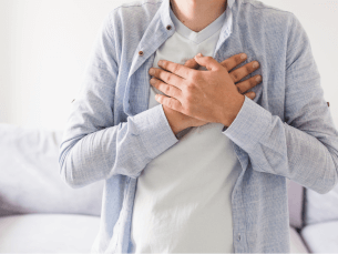 Anxiety Chest Pain Is Not a Heart Attack!