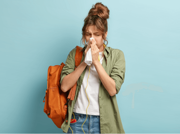 How Anxiety Causes Runny Nose