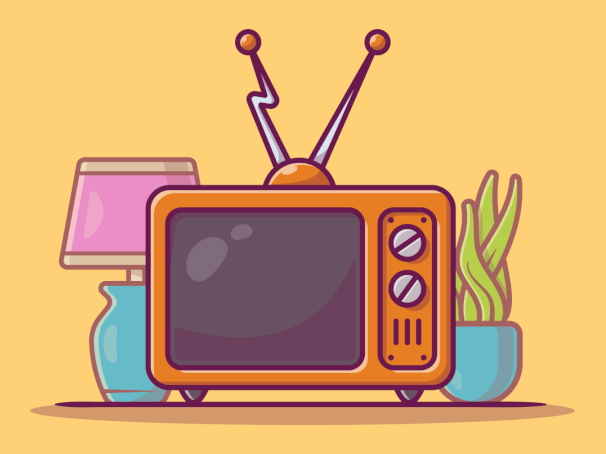 Anxiety and Television