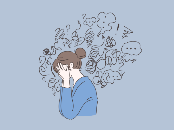 How Anxiety Causes Worries, and Vice Versa