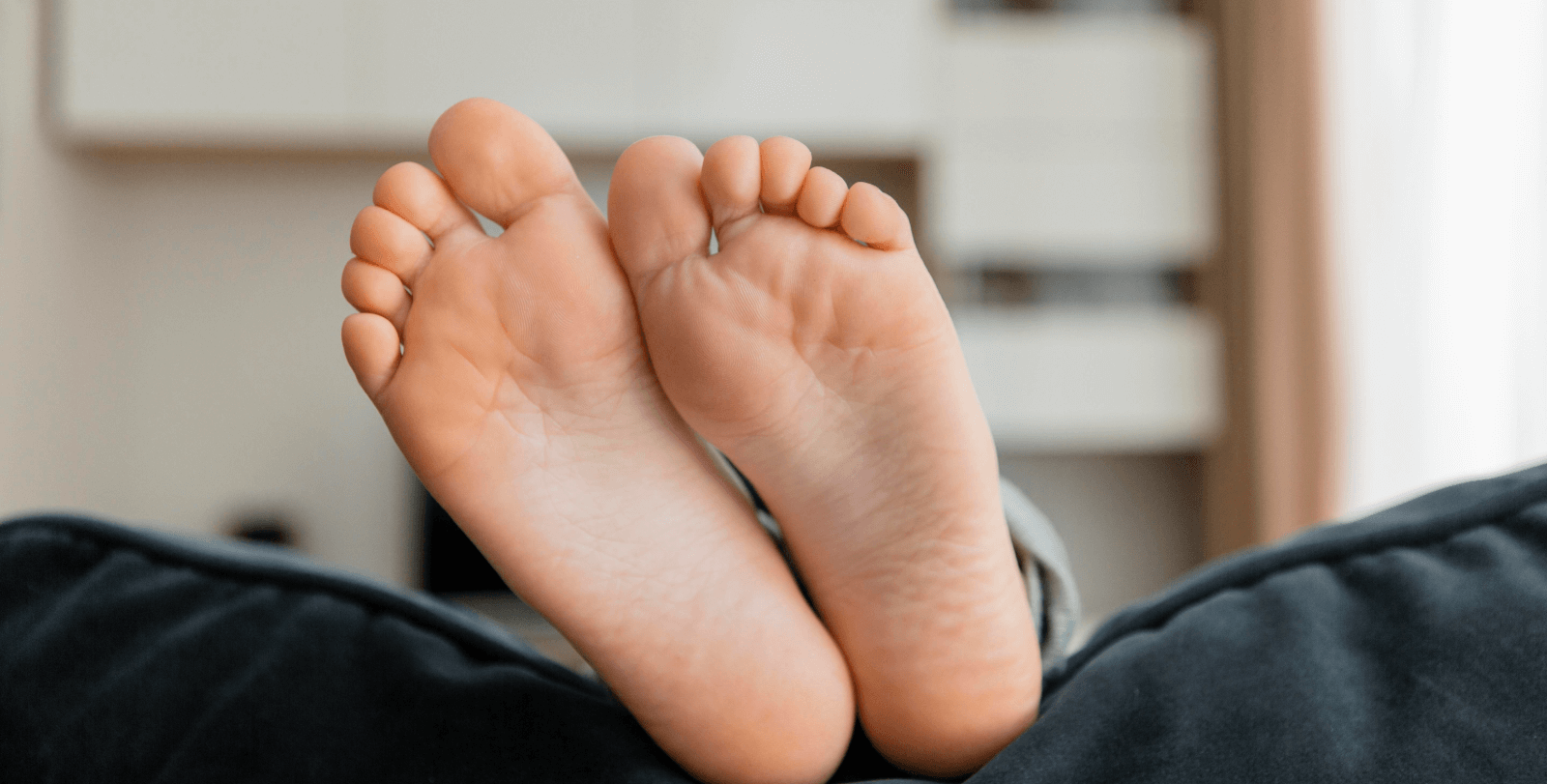 What Toe Problems Are Caused by Anxiety?