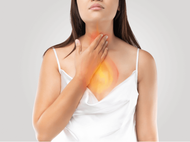 How to Deal With Anxiety and Heartburn